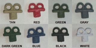 Grenade Loops colors