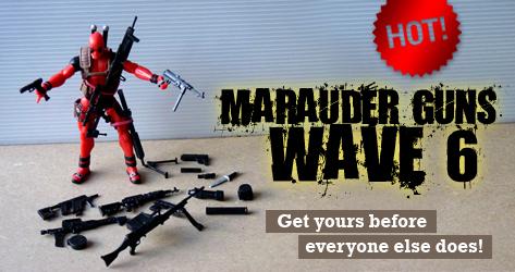 Marauder Wave 6